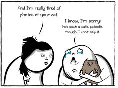 Bahahaha! Thanks Princess!! I love this :) this is exactly the way I feel about My Fat Marshmallow! She has to have some spotlight too! Kitty Selfies are awesome! lol