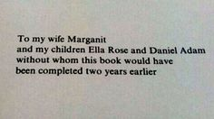 10 Hilarious Book Dedications That Actually Got Published!