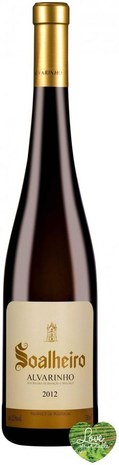 Love Your Table - Soalheiro Vinho Verde Branco (White), €14,49 (http://www.loveyourtable.com/soalheiro-vinho-verde-branco-white/)
