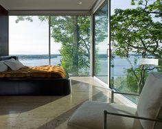 interior design Clearhouse by Michael P. Johnson and Stuart Parr Design