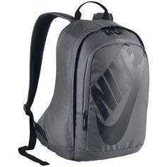 nike gray backpack