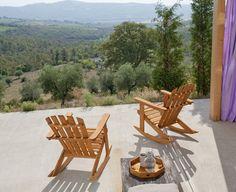 le mie sedie ideali da terrazza