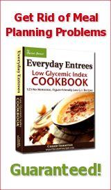 low glycemic index cookbook
