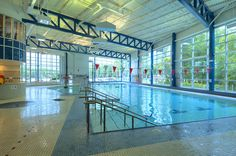 Visit the Barrie YMCA and check out our swimming pool and kids swimming pool