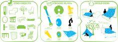 Pl-ug: leuke set om kampen te bouwen - flexibel!