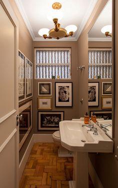 Open house - Carla Reinés. Veja: http://casadevalentina.com.br/blog/detalhes/open-house--carla-reines-3047 #decor #decoracao #interior #design #casa #home #house #idea #ideia #detalhes #details #openhouse #style #estilo #casadevalentina #bathroom #banheiro