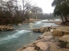 san marcos river, tx , on cheatham street. This was the best chute and was only two blocks from my house, and responsible for losing the key to the vehicle at the other end of the float!