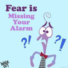 Inside Out Headquarters Fear Inside Out, Disney Inside Out, Disney Parks, Disney Pixar, Fox Studios, School Social Work, Walt Disney Animation Studios, Lps, Disney Movies