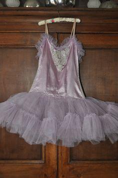 1920's Ballet Tutu from Patsy Richter Ballet.
