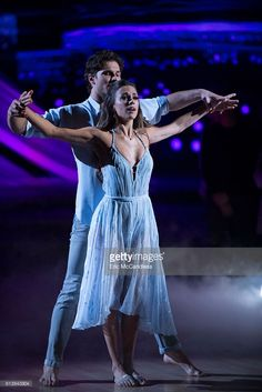 Jana Kramer and Gleb Savchenko: The nine remaining celebrities will set out to leave a lasting impression with their dances as they commemorate their most memorable year, on 'Dancing with the Stars,' live, MONDAY, OCTOBER 10 (8:00-10:01 p.m. EDT), on the ABC Television Network.