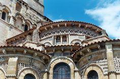 Eglise Saint-Austremoine d'Issoire 5 - Église Saint-Austremoine d'Issoire — Wikipédia