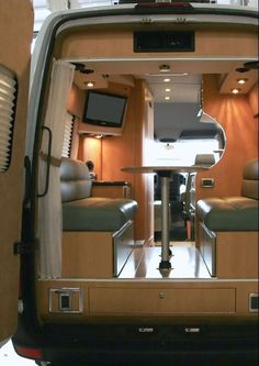 Camper Sprinter RV