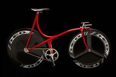 CHERUBIM Air Line Bike /by Shinich Konno /via hypebeast #velodrome #fixie #whoa