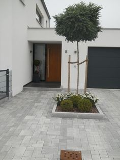 Paving, seating, terraces classic garden of garden landscaping hierreth-felser gmbh classic - Garten Herb Garden Design, Modern Garden Design, Landscape Design, Terrace Garden, Garden Paths, Garden Sheds, Modern Landscaping, Garden Landscaping, Landscaping Ideas