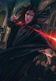Harry Potter and the Chamber of Secrets-FanArt-12, Vladislav Pantic