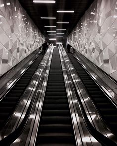 These  are our new subway stations in Düsseldorf ! Subwaystation…