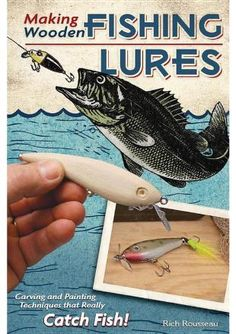 Making Wooden Fishing Lures Making Wooden Fishing Lures Is a free ebook and a darn good one ! ---You can read it on line or download it -click through to visit site --Keywords: Wooden Fishing Lures Downloads: 5