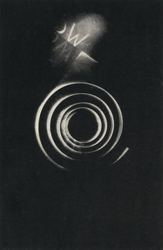 Laszlo Maholy Nagy - Photogram (date unknown - 1920s?)