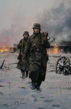"""Que en Rusia están"", de Augusto Ferrer Dalmau"