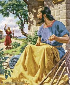 Acts 11: Barnabas Finds Saul