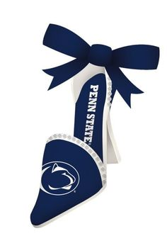 watch 522ed 47006 Penn State Nittany Lions High Heeled Shoe Ornament