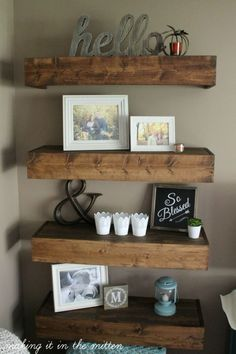 My living room has always puzzled me. It is a decent size, rectangular in shape, and the center of our whole home. I have redecorated i...