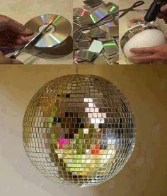 Globo de CDS - Super fácil (aparentemente)