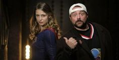 Kevin Smith Want To Direct Another Episode Of Next Seasons DC TV Crossover     Having two episodes ofThe Flashunder his belt andsoon to be twowhen it comes toSupergirl many fans probably agree that director Kevin Smith is a prime candidate to helm one of the episodes set to take part in the next crossover.  Apparently the thought has already occurred to Smith as he recently toldComicBook.com he said If they ask me? I put in my request to [executive producer Andrew] Kreisberg already dude…