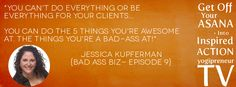 yogipreneurtv.theyogipreneur.com Jessica is a Bad Ass!!! Love this interview
