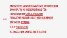 Dan Siney — Post Projects