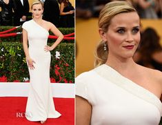 SAG awards top looks: Reese Witherspoon in Giorgio Armani