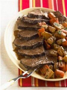 different crockpot roast