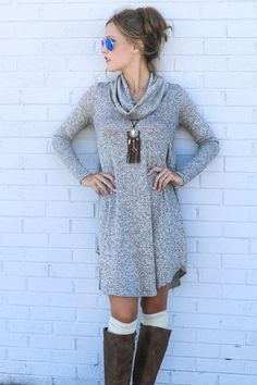 see more sweater dress at ellady.store