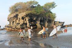 Bali Surf tours
