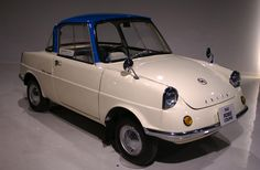 1963 Mazda R360 (Small Car) 356cc Rear-Mounted Air-Cooled V-Twin 4-Stroke 16hp Engine