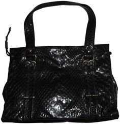 Jessica Simpson Purse Handbag Icon Tote Black - I have it in white!