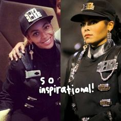 Beyoncé Channels Janet Jackson's Rhythm Nation Video For Halloween! Queen Bey Looks Absolutely Killer As Her Musical Idol!