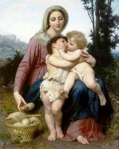 Madre ruega por nos