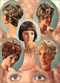 Wig Love, 1960s