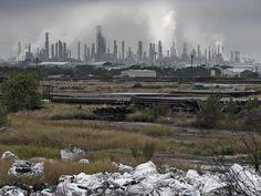 Refineries Texas
