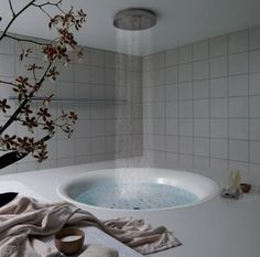 THis has got to be the coolest bathtub I've ever seen.