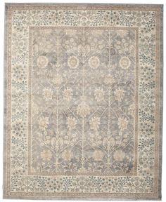 Shalini - Purple/Grey RVD11390 carpet from Turkey