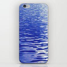Blue Waters iPhone & iPod Skin