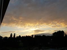 Ever changing sunset 23/07/2016