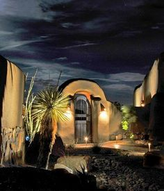 New Mexico...good lighting is so important to increase the best times in your garden