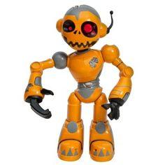 Wowee: RobotZombie-Orange