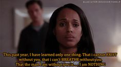 1of 2 Fitz's declaration of love to Olivia