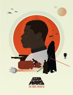 "The Poster Posse ""Awakens"" With A Batch Of Star Wars Episode VII Tribute Prints"
