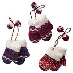 Knit Mitten Ornament : Target