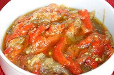 El asadillo es uno de los platos estrella del verano en casa. La receta que yo hago difiere un poco de la que normalmente se hace en la Manc...